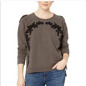 Lucky brand sweatshirt size extra large